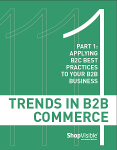 Trends in B2B Commerce