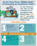 ecommhub hidden costs infographic